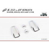 [KYOUNG DONG] Hyundai EF Sonata - Washer, Sensor, Side Lamp Cover Molding Set (K-332)