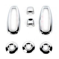 [KYOUNG DONG] Hyundai  Avante HD - Washer, Sensor, Side Lamp Cover Molding Set (K-336)