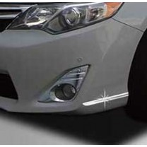 [AUTO CLOVER] Toyota Camry - Front & Rear Bumper Chrome Molding Set (C347)