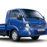 [AUTO CLOVER] KIA Bongo III - Front Bumper Chrome Molding Set (C340)