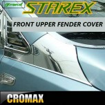 [CROMAX] Hyundai Grand Starex - Front Upper Fender Cover Chrome Molding