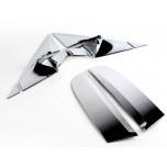 [KYOUNG DONG] KIA Sportage R - A & C Pillar Cover Chrome Molding Set (K-039)