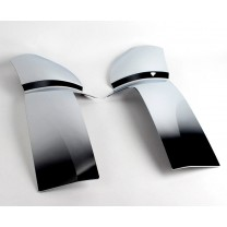 [KYOUNG DONG] Hyundai Porter II - Front Corner Panel Cover Chrome Molding Set (K-530)
