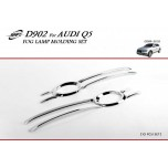 [KYOUNG DONG] Audi Q5 - Fog Lamp Chrome Molding Set (D-902)