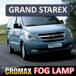 [CROMAX] Hyundai Grand Starex - Fog Lamp Chrome Molding Set
