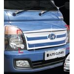 [AUTO CLOVER] Hyundai Porter II - Radiator Grille Chrome Molding Set (C734)