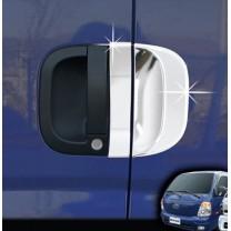 [AUTO CLOVER] KIA Bongo III - Door Bowl Chrome Molding Set (C325)