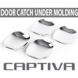 [KYOUNG DONG] Chevrolet Captiva - Door Catch Under Molding Set (D-704)