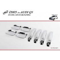 [KYOUNG DONG] Audi Q5 - Door Catch Chrome Molding Set (D-905)