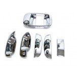 [KYOUNG DONG] Hyundai Starex - Door Catch Chrome Molding Set (K-436)