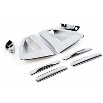 [KYOUNG DONG] Chevrolet Spark - Door Catch Chrome Molding Set (K-482)