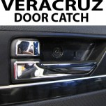 [7X] Hyundai Veracruz - Chrome Door Inside Catch / 4PCS