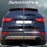 [CARPRITEC] Hyundai Santa Fe DM - Bumper Belt Line Molding