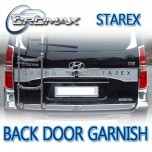 [CROMAX] Hyundai Grand Starex - Rear Door Central Chrome Molding Set