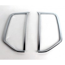 [KYUNG DONG] Hyundai Porter II - С-Pillar Cover Chrome Molding Set (AUTO) (K-052)