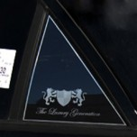 [ARTX] KIA All New Morning - Luxury Generation Glass C Pillar Molding Set