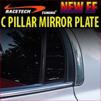 [RACETECH] Hyundai New EF Sonata - Glass C Pillar Mirror Plate Set