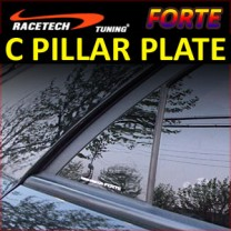 [RACETECH] KIA Forte - Glass C Pillar Mirror Plate Set