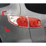 [AUTO CLOVER] Hyundai Santa Fe CM - Rear Lamp Chrome Molding Set  (A364)