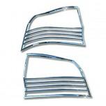 [AUTO CLOVER] SsangYong Actyon - Rear Lamp Chrome Molding Set (A766)
