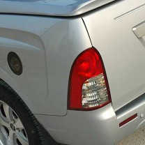 [AUTO CLOVER] SsangYong Actyon Sports - Rear Lamp Garnish Set (A767)