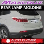 [AUTO CLOVER] Hyundai MaxCruz - Rear Lamp Chrome Molding Set (C495)
