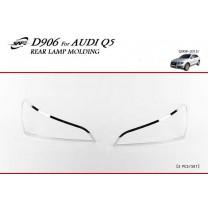 [KYOUNG DONG] Audi Q5  - Rear Lamp Chrome Molding Set (D-906)