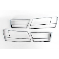 [KYUNG DONG] Hyundai NF Sonata - Rear Lamp Chrome Molding Set (K-548)