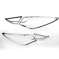 [KYOUNG DONG] Hyundai YF Sonata  - Rear Lamp Chrome Molding Set (K-578)