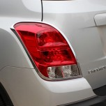 [KYOUNG DONG] Chevrolet Trax - Rear Lamp Chrome Molding Set (K-592)