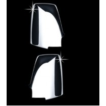 [AUTO CLOVER] Hyundai Porter II - Side Mirror Chrome Molding Set (A398)