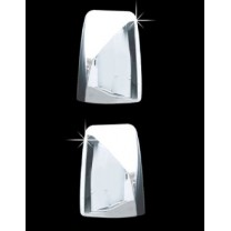 [AUTO CLOVER] Hyundai Porter II - Side Mirror Chrome Molding Set (A399)