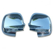 [AUTO CLOVER] SsangYong Actyon / Actyon Sports - Side Mirror Chrome Molding Set (A768)