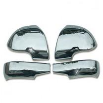 [AUTO CLOVER] SsangYong Korando C - Side Mirror Chrome Molding Set (B732) - LED Type