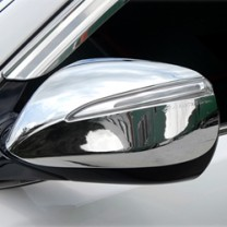 [KYOUNG DONG] Hyundai Santa Fe DM - Side Mirror Cover Chrome Molding Set (K-067)