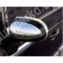 [KYOUNG DONG] SsangYong Rodius - Side Mirror Metal Mirror Cover (K-370)
