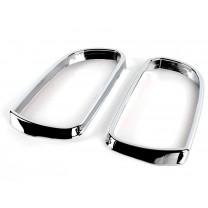 [KYUNG DONG] Hyundai NF Sonata - Side Mirror Metal Mirror Cover (K-374)