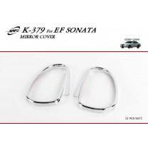[KYUNG DONG] Hyundai EF Sonata - Side Mirror Metal Mirror Cover (K-379)
