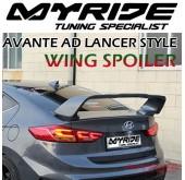 Задний спойлер LANCER STYLE - Hyundai Avante AD (MYRIDE)