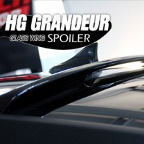 [MYRIDE] Hyundai Grandeur HG - Glass Wing Roof Spoiler