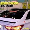 [MYRIDE] Hyundai YF Sonata - LED Glass Wing Roof Spoiler