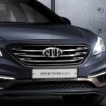 [Brenthon] Hyundai LF Sonata - 2-nd Generation Emblem Set (BEH-H54)