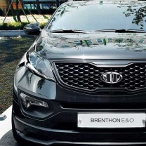 [Brenthon] KIA The New Sportage R - 2-nd Generation Emblem Set (BEK-H56)