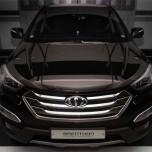 [Brenthon] Hyundai Santa Fe DM - BEH-H25 Emblem Set