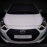 [Brenthon] Hyundai i40 - BEH-H27 Emblem Set