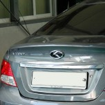 [ZEO] Hyundai New Accent - High Quality 3D Evolution K Emblem Package