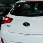 [ZEO] Hyundai New i30 - High Quality 3D Evolution K Emblem Package
