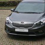 [AUTORIA] KIA K3 / New Cerato - R-Style Oval Edition Emblem Package