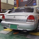 [PUZZLE] Hyundai EF Sonata - Single Muffler Cutter HJ H0089 Tuning DIY Kit