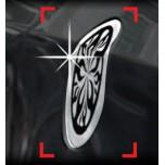 [AUTO CLOVER] Chevrolet Cruze - Fuel Tank Cap Cover Molding (B305)